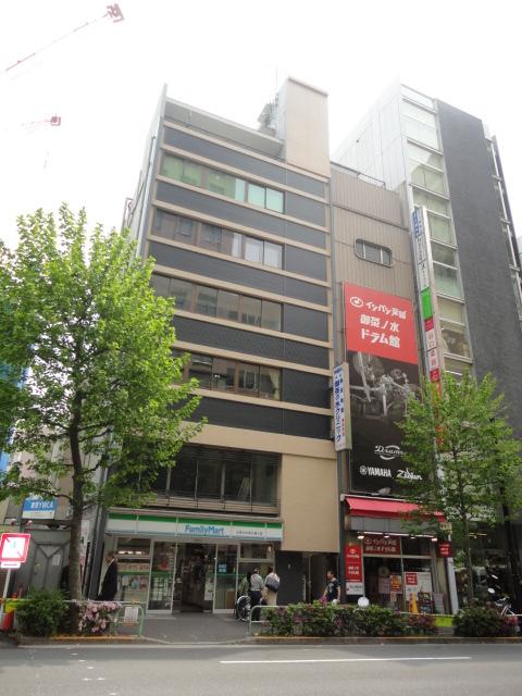 建物外観(山口ビル)御茶ノ水.JPGイメージ