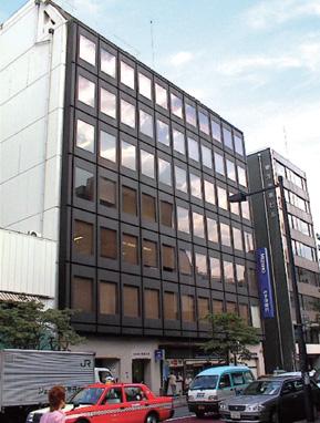 日新建物新橋ビル
